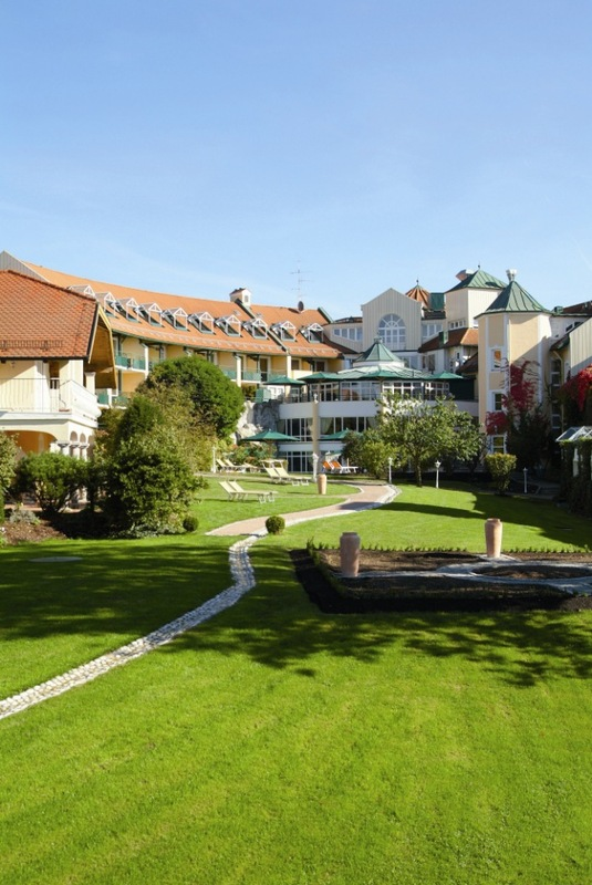 Columbia Hotel Bad Griesbach Deutschland