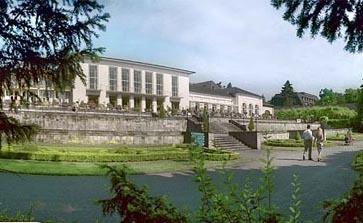 Dolce Am Kurpark Bad Nauheim Golfhotels Weltweit Urlaub