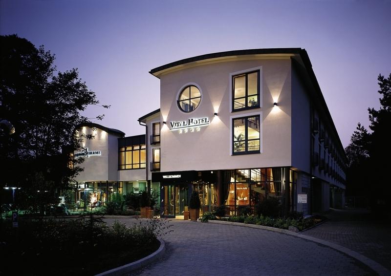 vital hotel an der westfalen therme bad lippspringe golfhotels weltweit urlaub am golfplatz. Black Bedroom Furniture Sets. Home Design Ideas