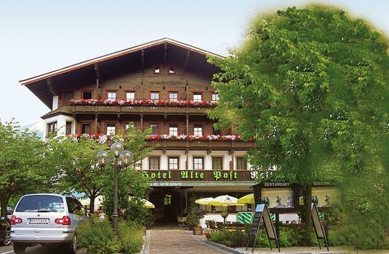 Hotel Alte Post In Grosarl